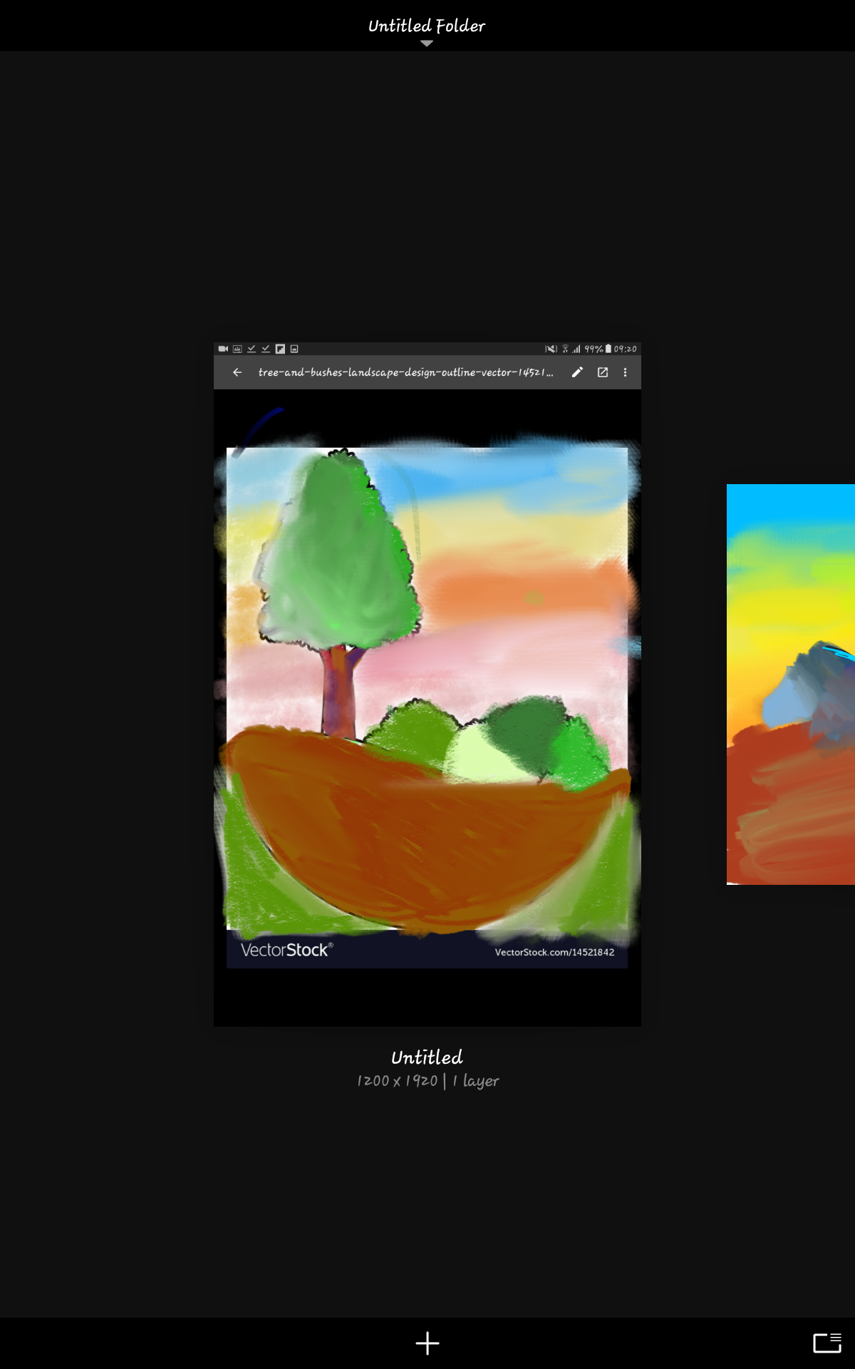A Tale of Two Art Worlds, My Journey Through the Virtual Visual Art Classroom