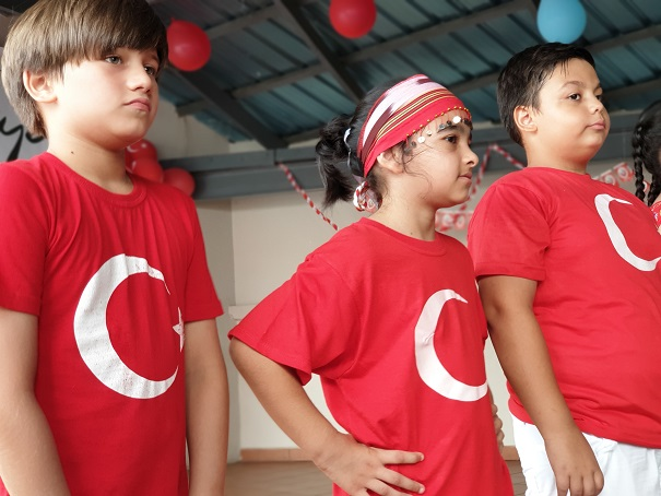 PYP Celebrates Turkish Children's Day