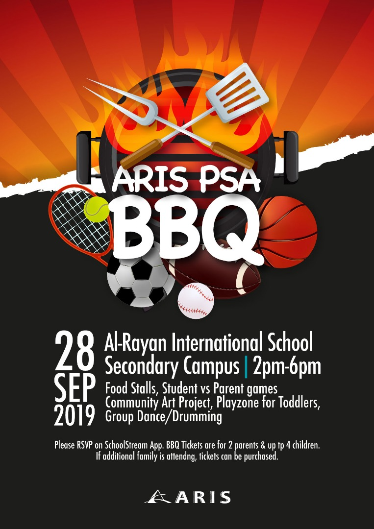 PSA Welcome Back BBQ 2019